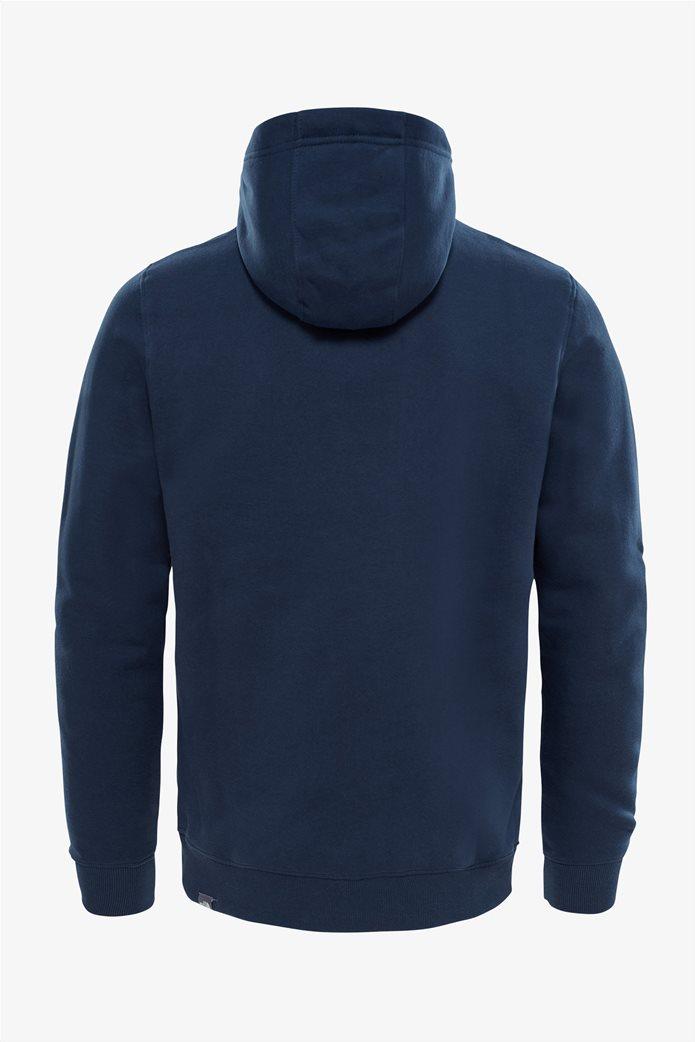 The North Face ανδρικό φούτερ μπλε σκούρο Drew peak hoodie 1