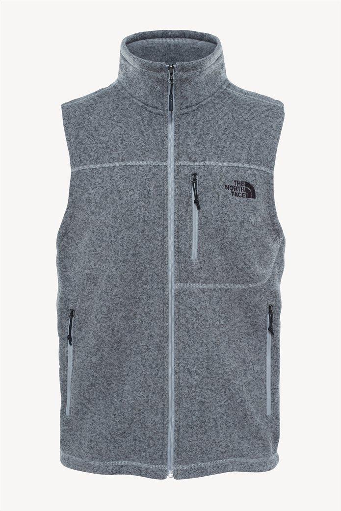 The North Face ανδρικό αμάνικο fleece Gorgon Lyons Vest γκρι 0