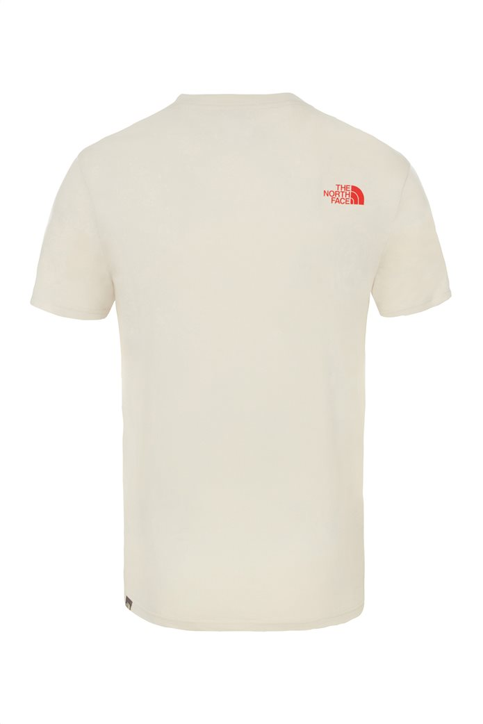 The North Face ανδρικό T-shirtMount Line 1
