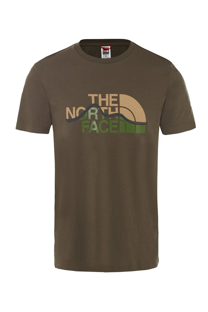 The North Face ανδρική μπλούζα Mount Line Tee 0