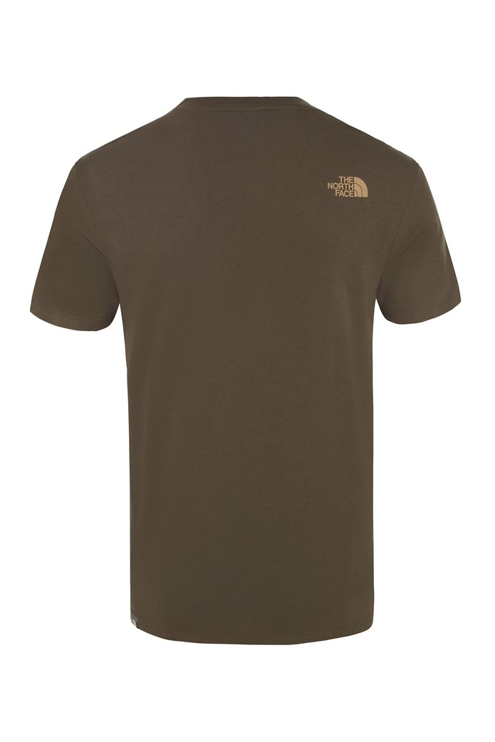 The North Face ανδρική μπλούζα Mount Line Tee 1