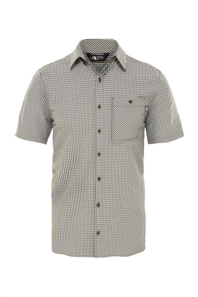 The North Face ανδρικό κοντομάνικο πουκάμισο Hypress 0