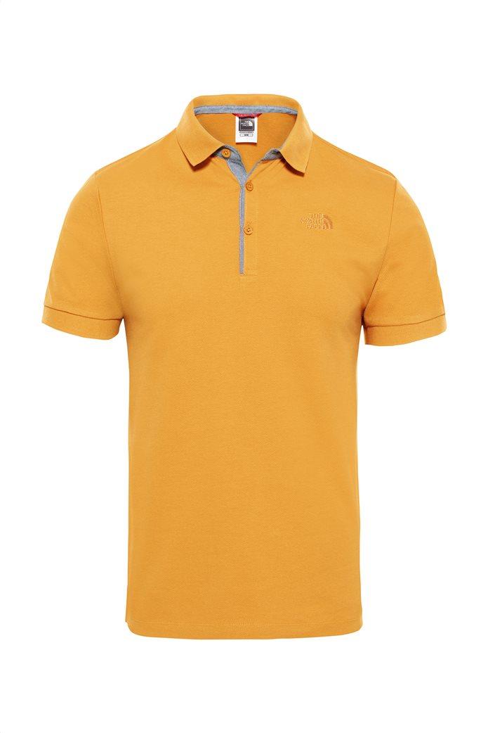 The North Face ανδρική πικέ μπλούζα Polo 0