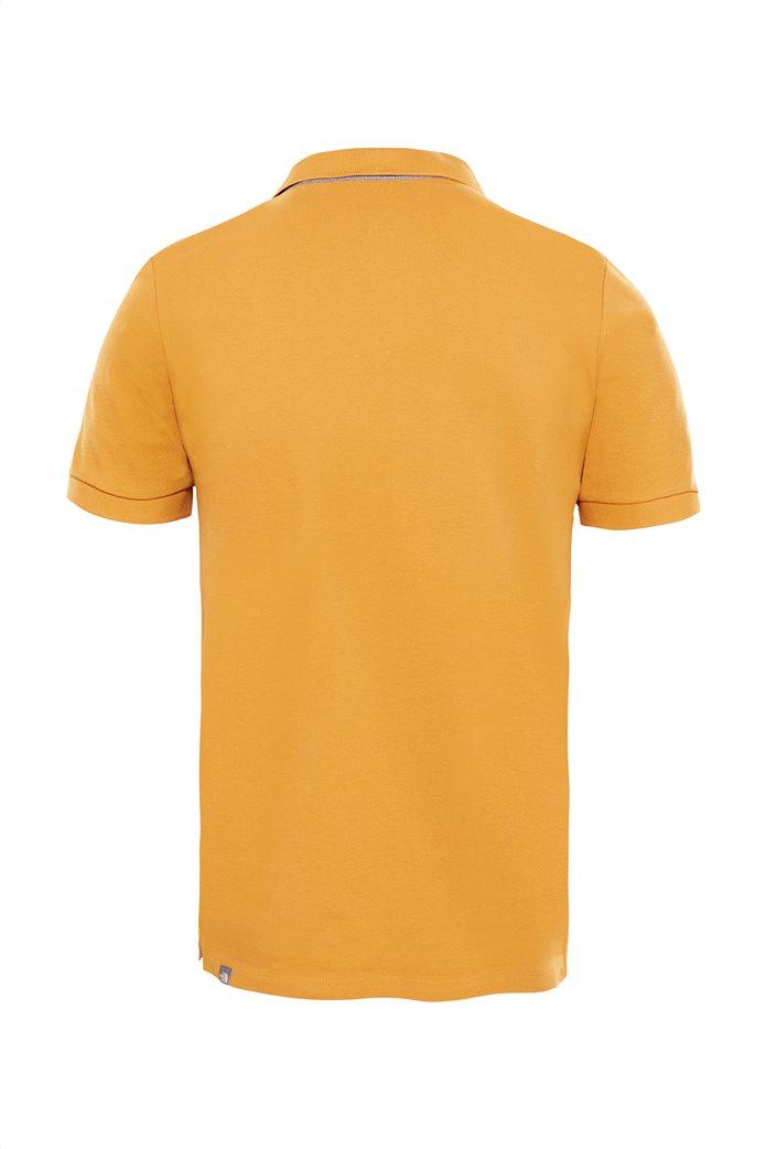The North Face ανδρική πικέ μπλούζα Polo 1