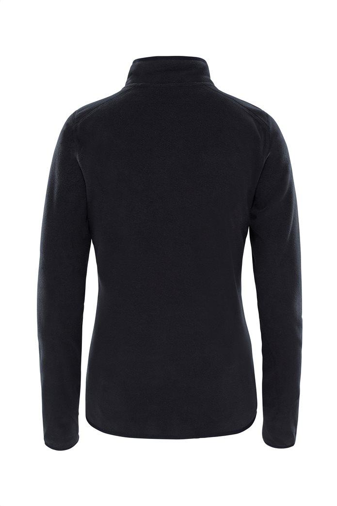 The North Face γυναικεία μπλούζα fleece 100 Glacier 3/4 1