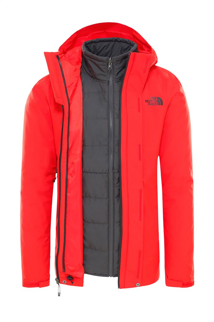 """The North Face ανδρικό μπουφάν """"Carto Zip-In Triclimate®"""" 0"""