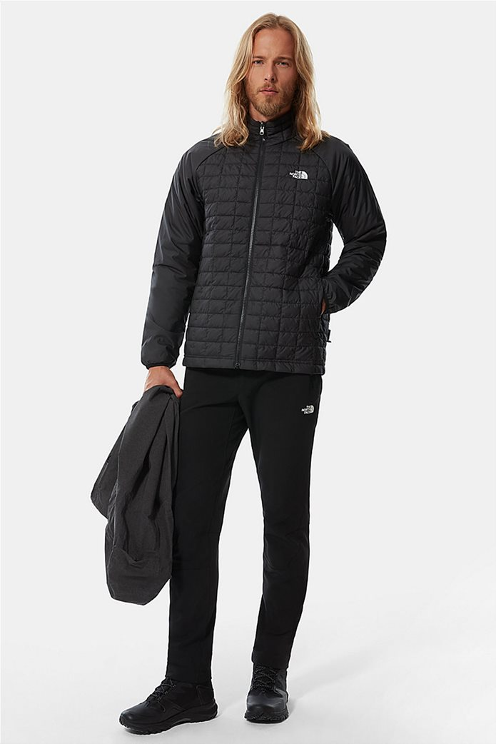 The North Face ανδρικό πολυμορφικό μπουφάν ''Thermoball Eco Triclimate'' Μαύρο 1