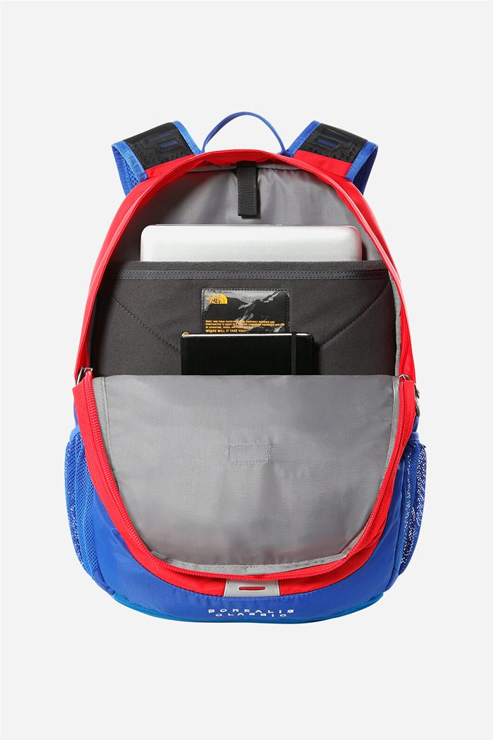 The North Face unisex backpack ''Borealis'' Κόκκινο 3
