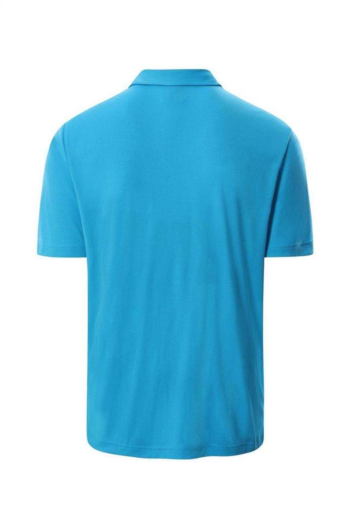 The North Face ανδρική πόλο μπλούζα ''Tanken'' Γαλάζιο 1