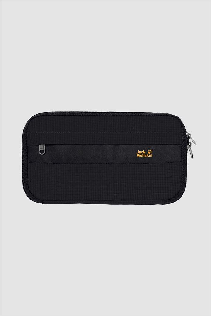 Jack Wolfskin πορτοφόλι ιδανικό για ταξίδια Βoarding pouch 0