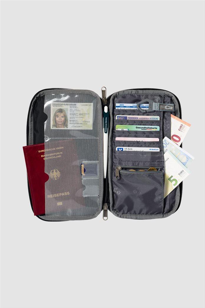 Jack Wolfskin πορτοφόλι ιδανικό για ταξίδια Βoarding pouch 1