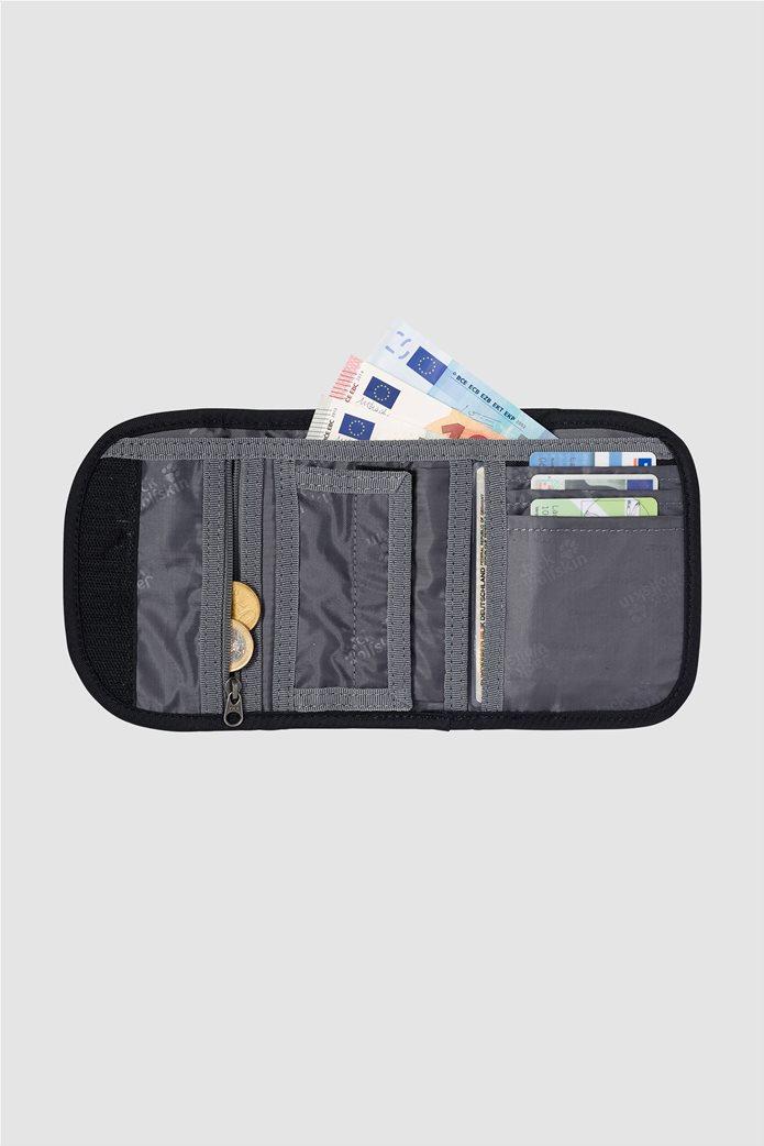 Jack Wolfskin unisex πορτοφόλι Cashbag 1