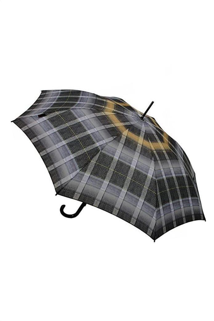Knirps πτυσσόμενη ομπρέλα με καρό σχέδιο ''Duomatic'' 1