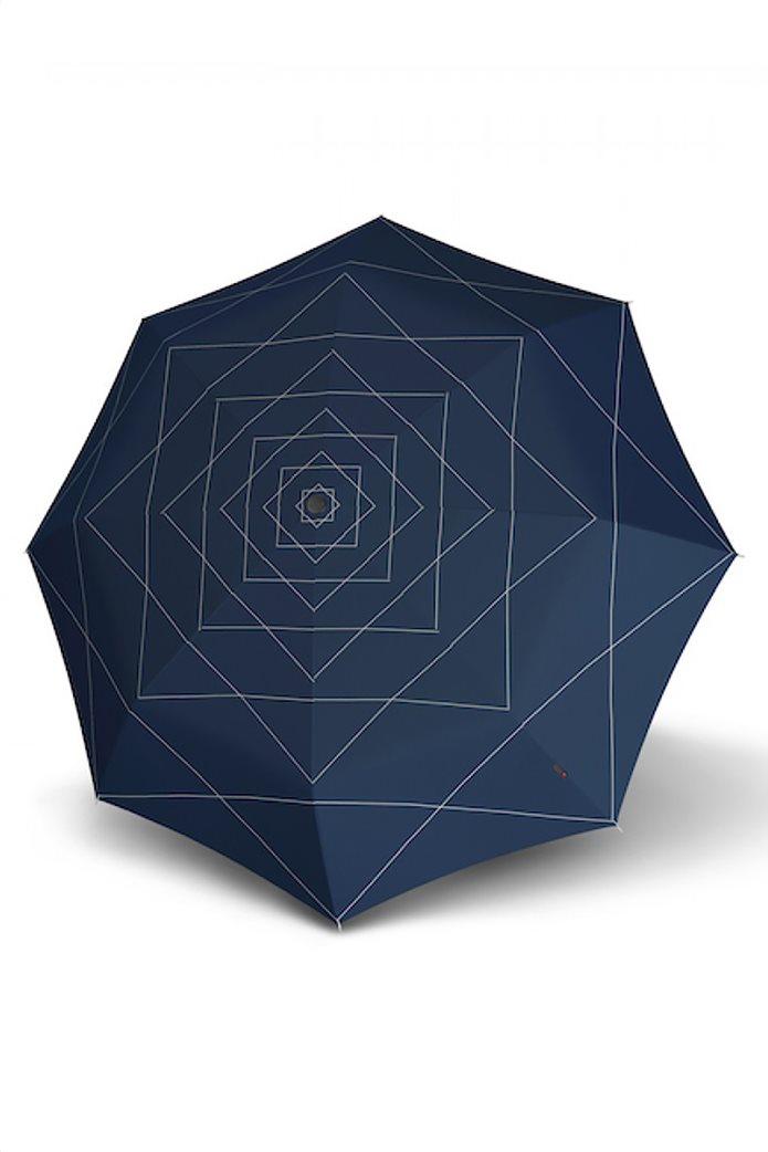 Knirps πτυσσόμενη ομπρέλα με print ''Duomatic'' 1