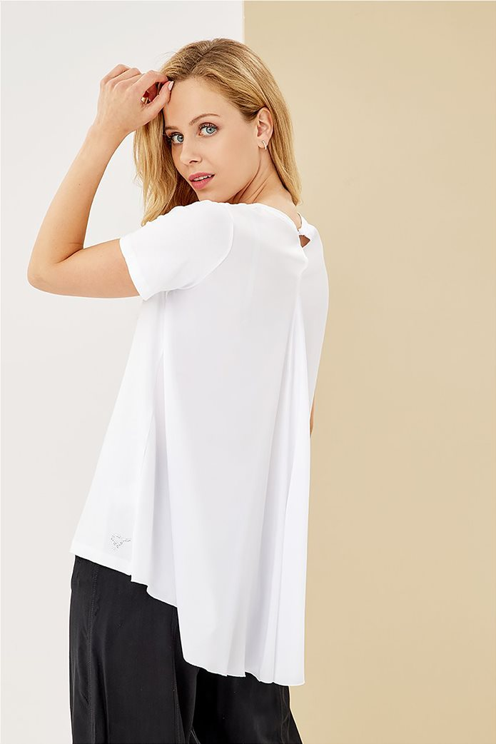 Forel γυναικεία μπλούζα ασύμμετρη 2