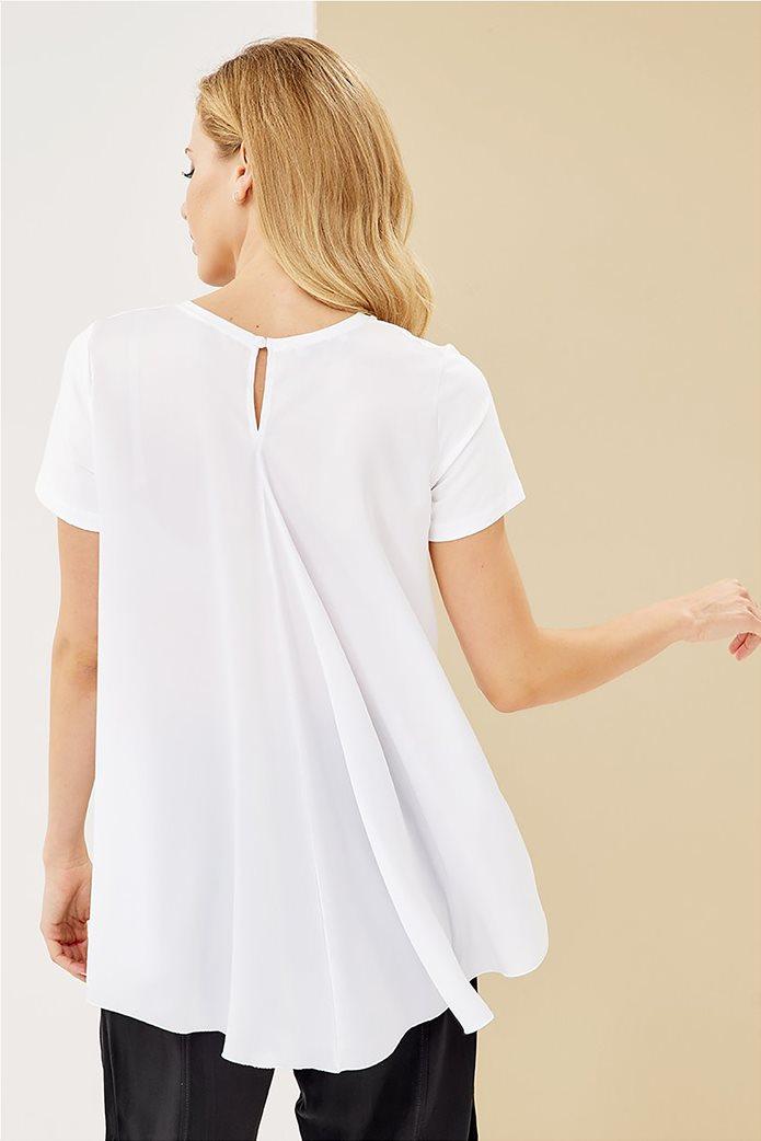 Forel γυναικεία μπλούζα ασύμμετρη 3