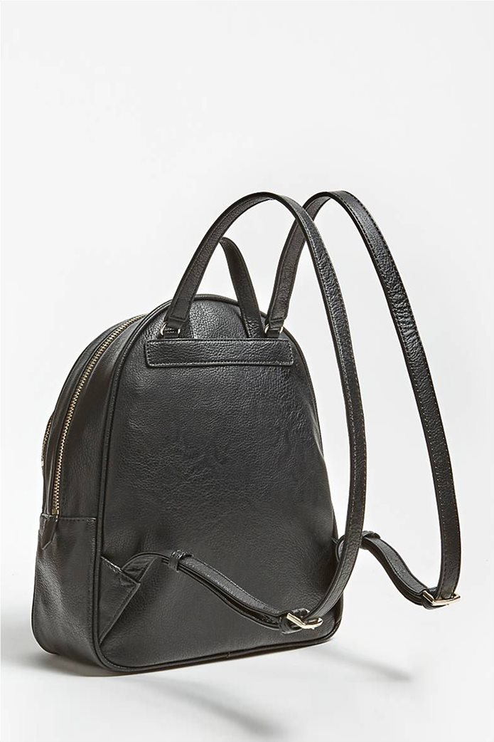 Guess γυναικείο backpack με μεταλλικό λογότυπο ''Manhattan'' 1