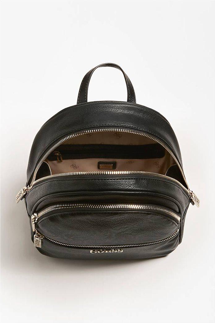 Guess γυναικείο backpack με μεταλλικό λογότυπο ''Manhattan'' 2