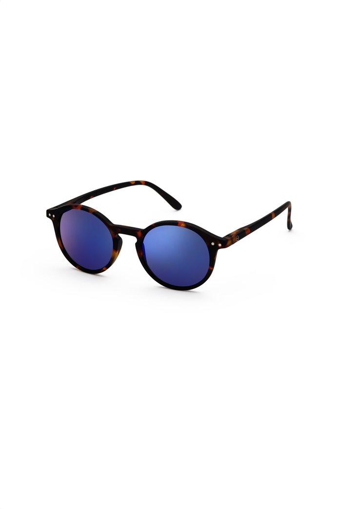 """Izipizi unisex γυαλιά ηλίου """"Mirror #D"""" Καφέ 1"""