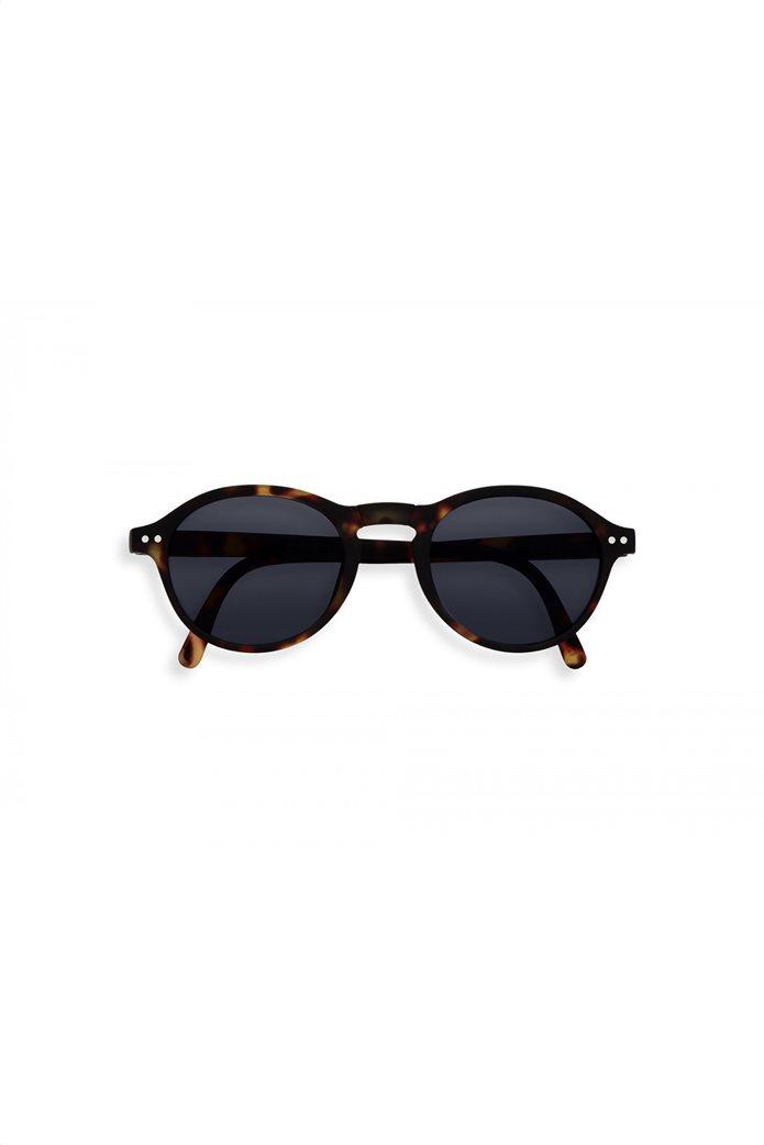"Izipizi unisex γυαλιά ηλίου με αναδιπλούμενο σκελετό ""#F"" Καφέ 0"