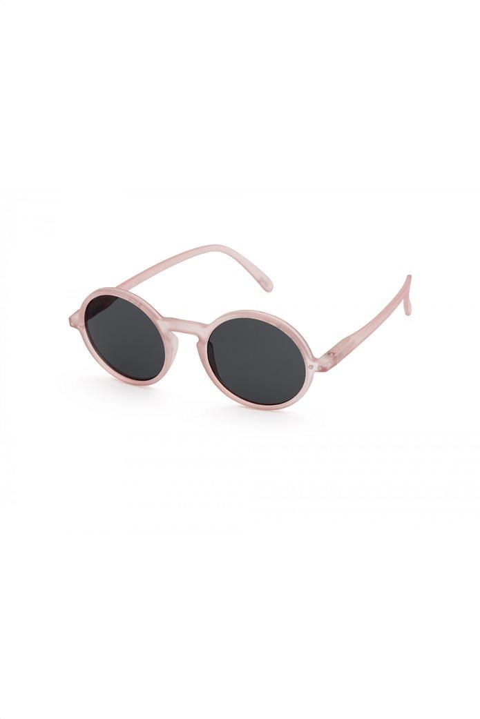 "Izipizi unisex γυαλιά ηλίου ""G"" Ροζ 1"