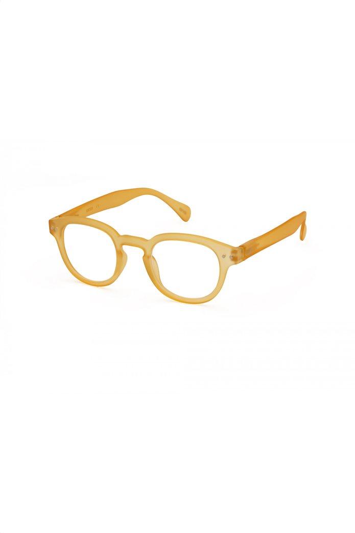 "Izipizi unisex γυαλιά πρεσβυωπίας ""#C"" Κίτρινο 1"