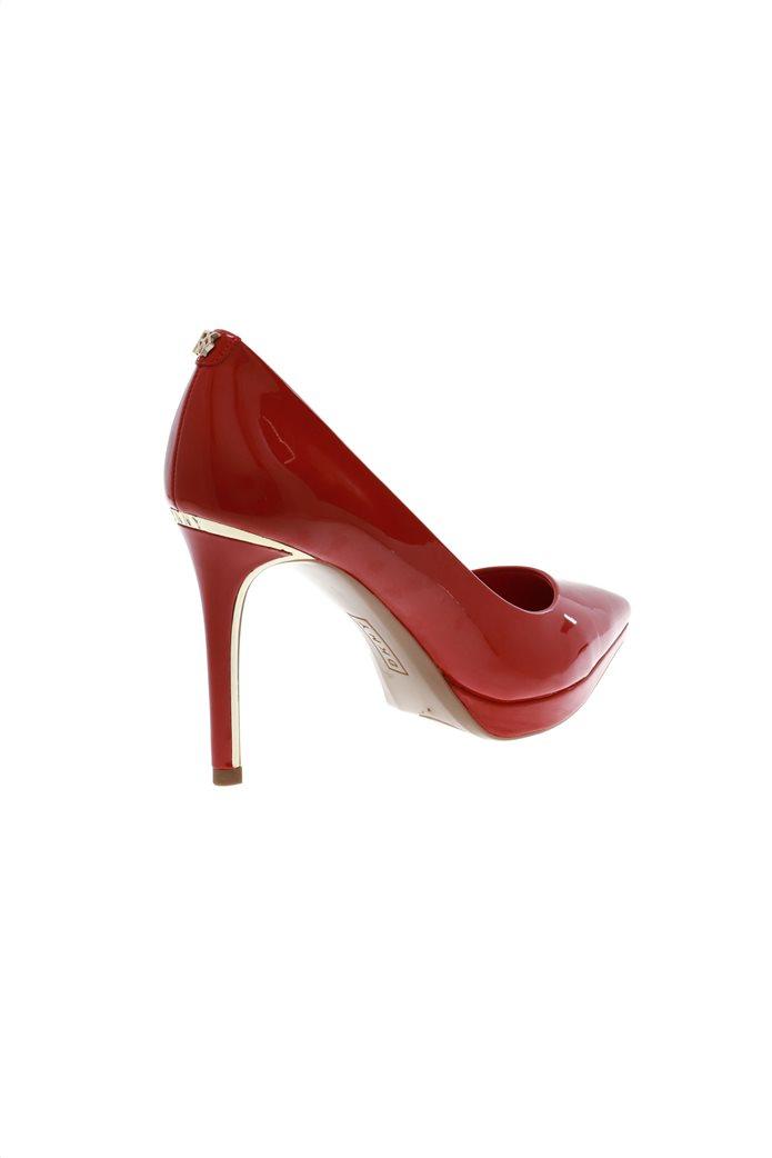 """DKNY γυναικεία ψηλοτάκουνη γόβα λουστρίνι μονόχρωμη """" Lexi - High Pump"""" 3"""