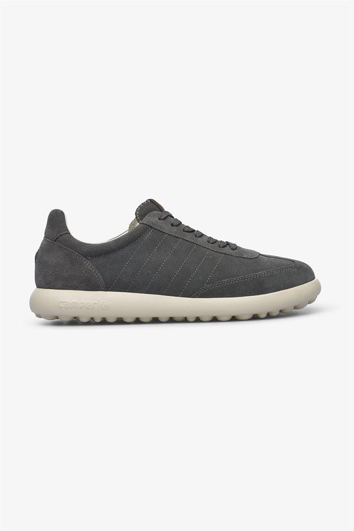 "Camper ανδρικά δερμάτινα sneakers ""Pelotas XLite"" Γκρι 0"