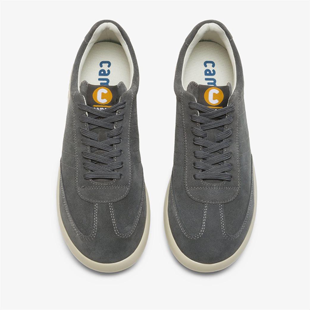 "Camper ανδρικά δερμάτινα sneakers ""Pelotas XLite"" Γκρι 1"