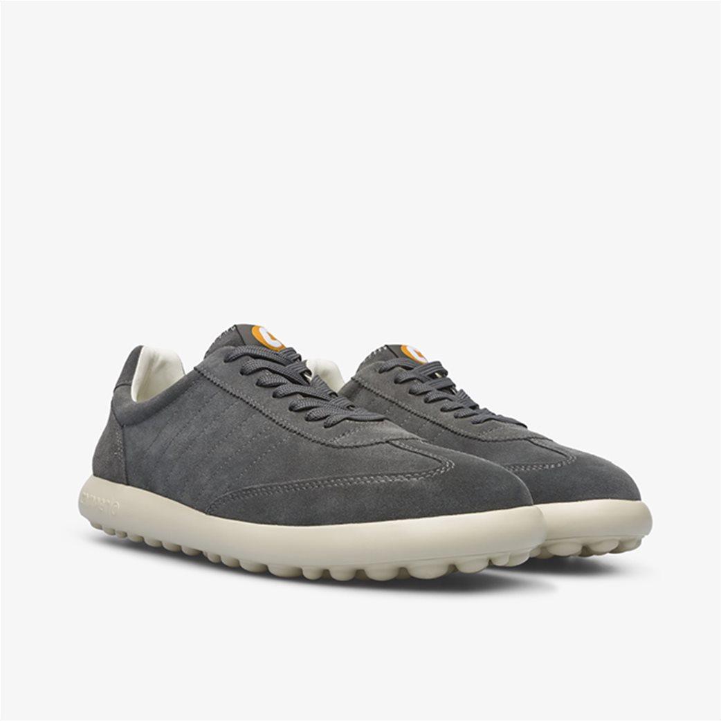"Camper ανδρικά δερμάτινα sneakers ""Pelotas XLite"" Γκρι 2"