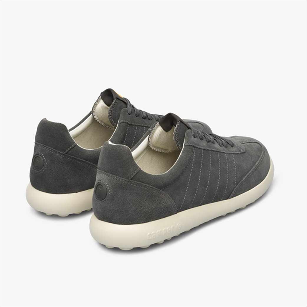 "Camper ανδρικά δερμάτινα sneakers ""Pelotas XLite"" Γκρι 3"