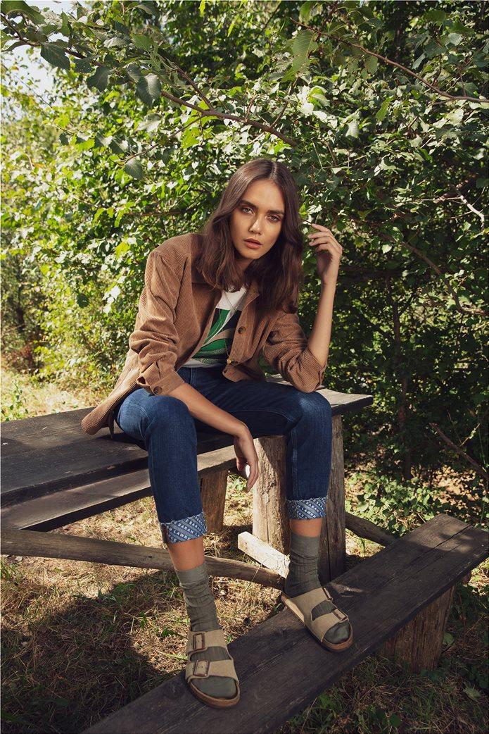 Sarah Lawrence Jeans γυναικείο mom τζην παντελόνι 0