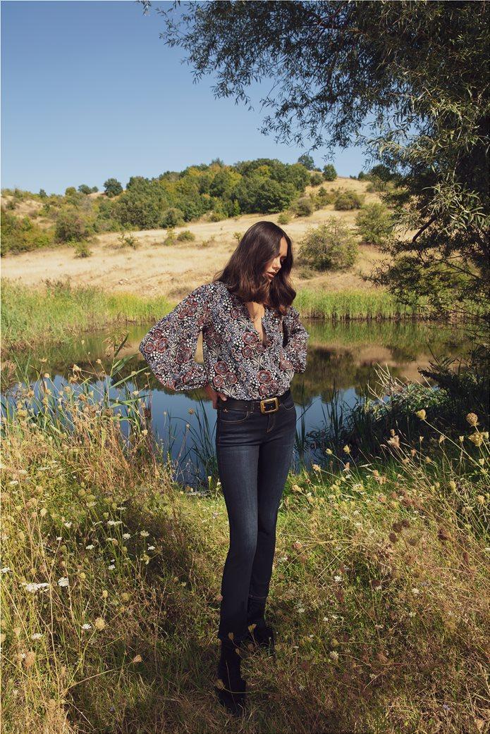 Sarah Lawrence Jeans γυναικείο τζην παντελόνι ψηλόμεσο Skinny Fit 0