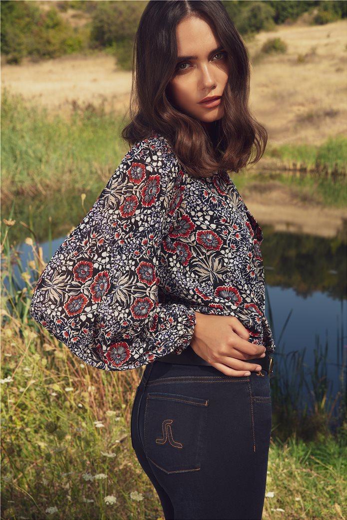 Sarah Lawrence Jeans γυναικείο τζην παντελόνι ψηλόμεσο Skinny Fit 1