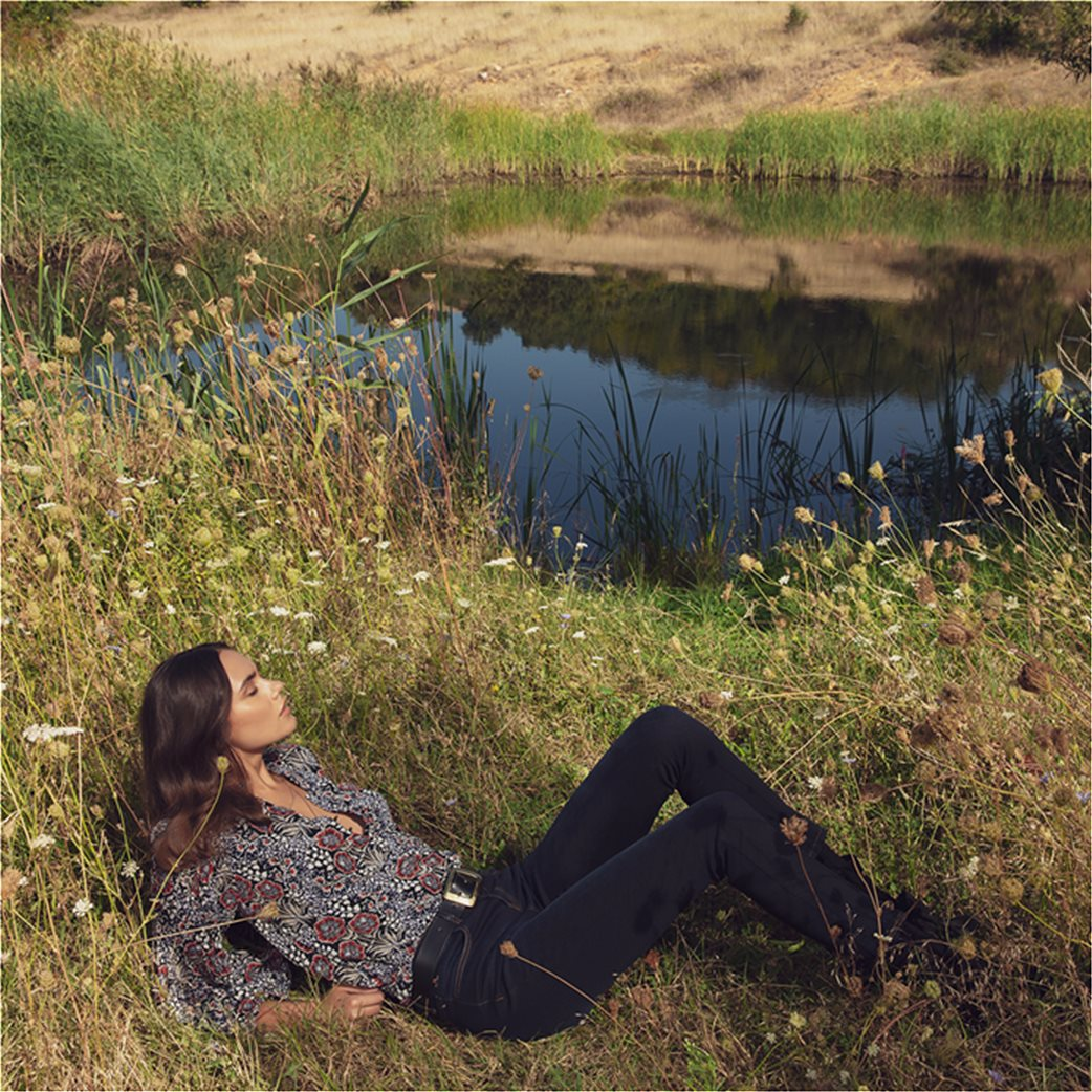 Sarah Lawrence Jeans γυναικείο τζην παντελόνι ψηλόμεσο Skinny Fit 2