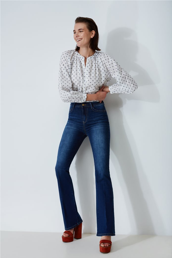 Sarah Lawrence Jeans γυναικείο τζην παντελόνι Bootcut 0