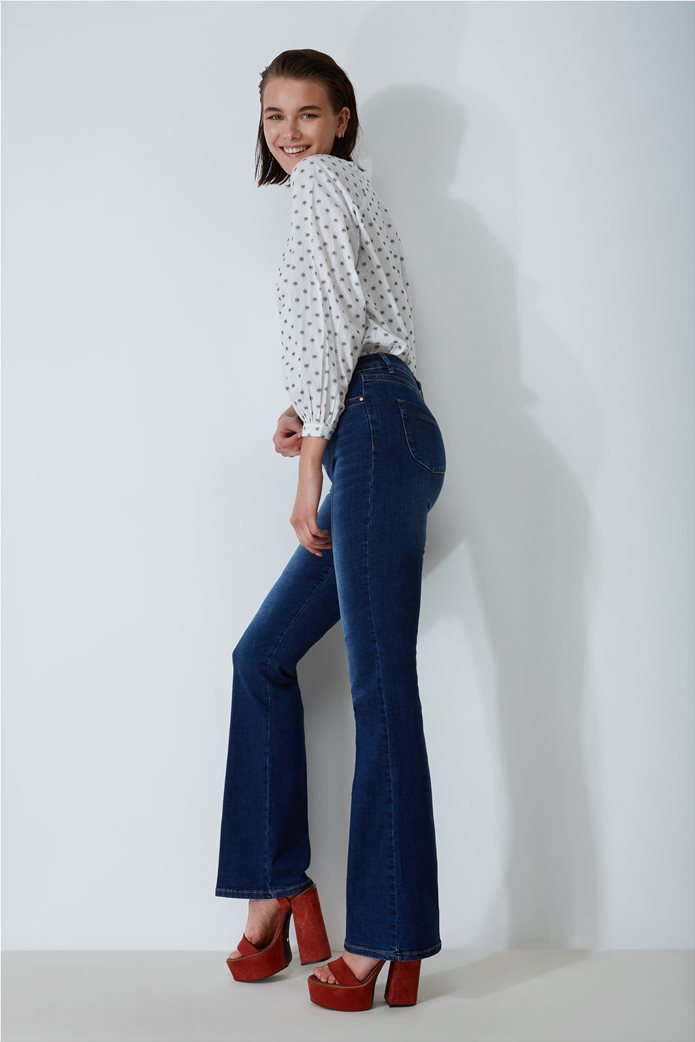 Sarah Lawrence Jeans γυναικείο τζην παντελόνι Bootcut 1