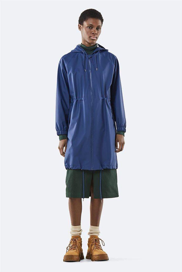 Rains unisex αδιάβροχο jacket Long W 0