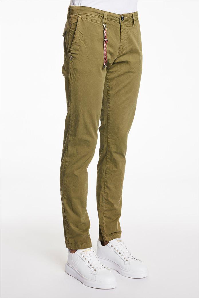 Gaudi ανδρικό παντελόνι chino Skinny Fit 1