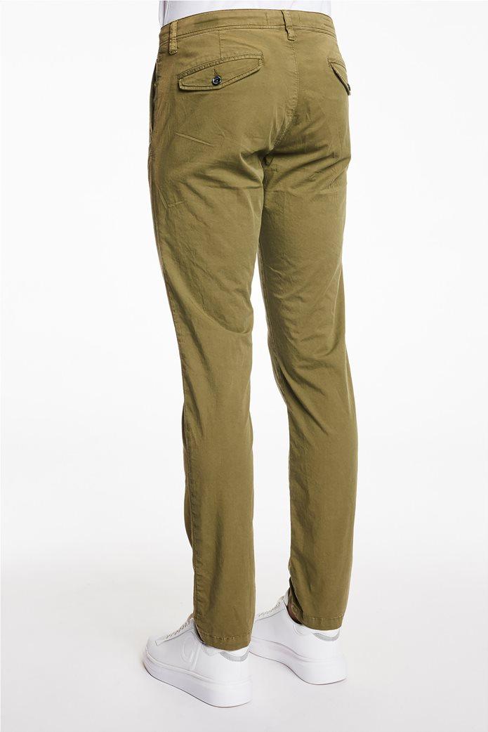 Gaudi ανδρικό παντελόνι chino Skinny Fit 2