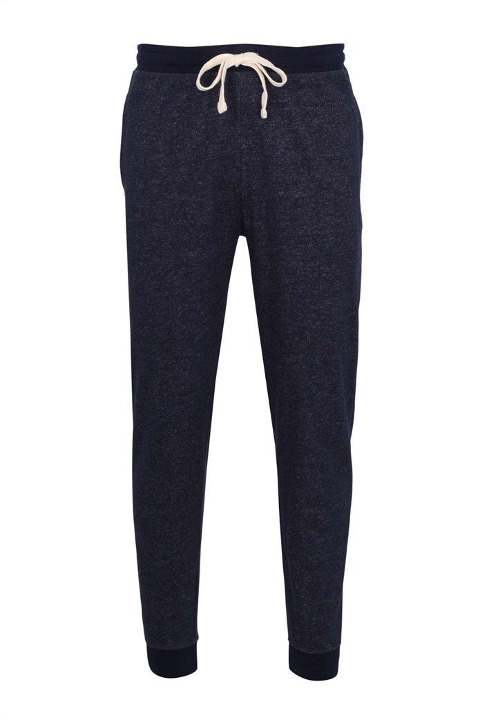 Tom Tailor ανδρικό παντελόνι πιτζάμας με ελαστική μέση 0
