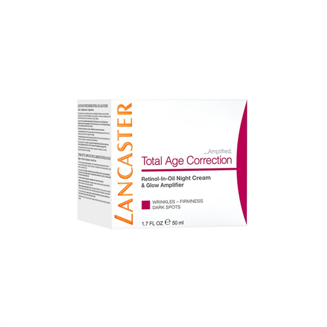 Lancaster Total Age Correction Amplified - Retinol-In-Oil Night Cream & Glow Amplifier 50 ml  2