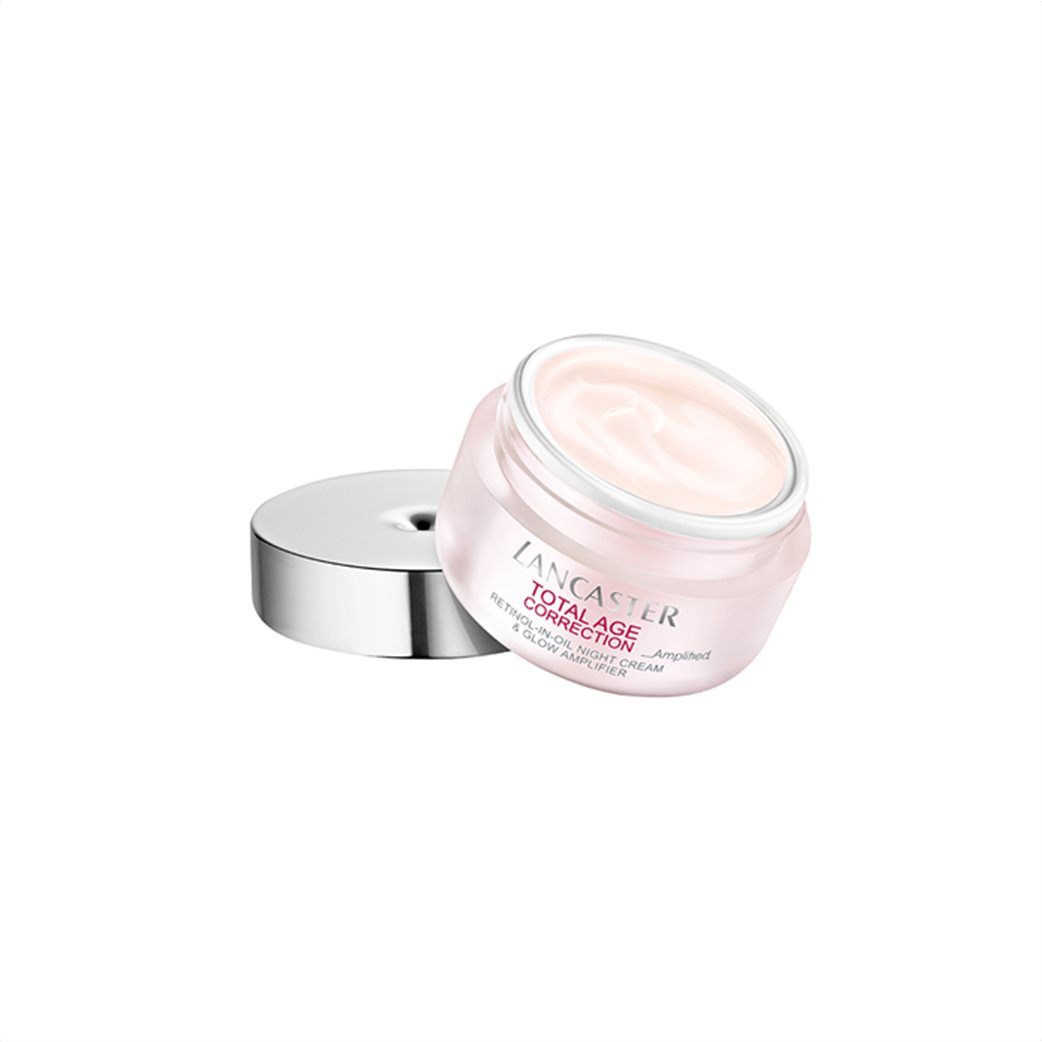 Lancaster Total Age Correction Amplified - Retinol-In-Oil Night Cream & Glow Amplifier 50 ml  3
