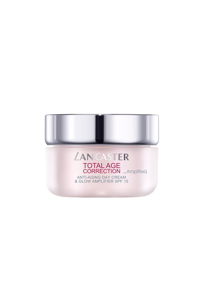 Lancaster Total Age Correction Amplified - Anti-Aging Day Cream & Glow Amplifier Spf15 50 ml  0