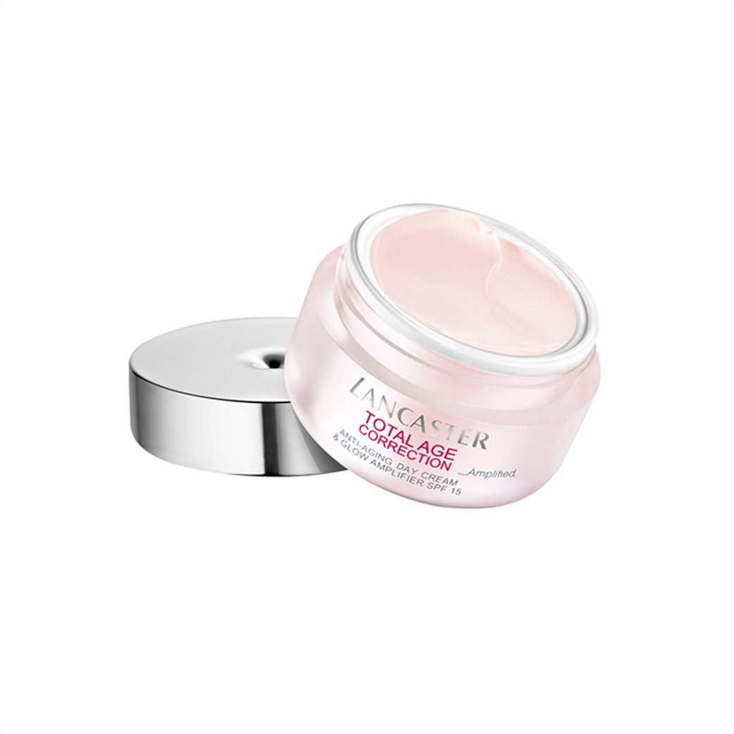 Lancaster Total Age Correction Amplified - Anti-Aging Day Cream & Glow Amplifier Spf15 50 ml  3