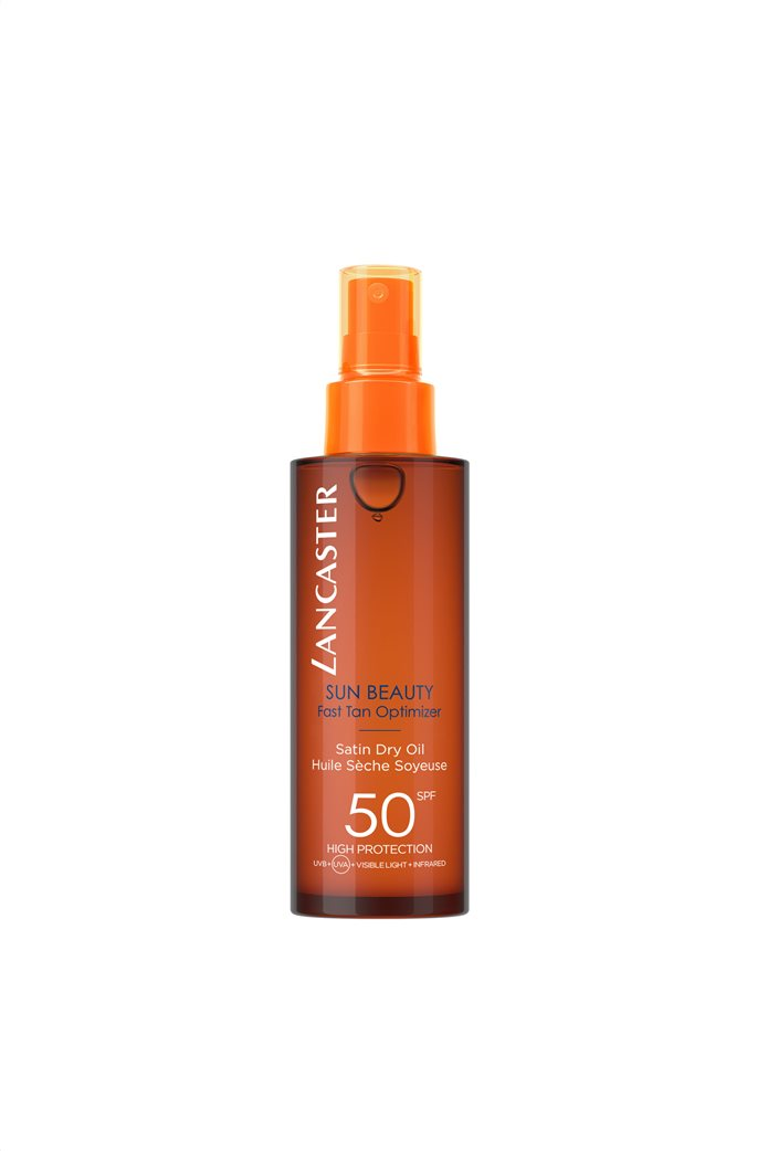 Lancaster Sun Beauty Satin Dry Oil SPF50 150 ml 0