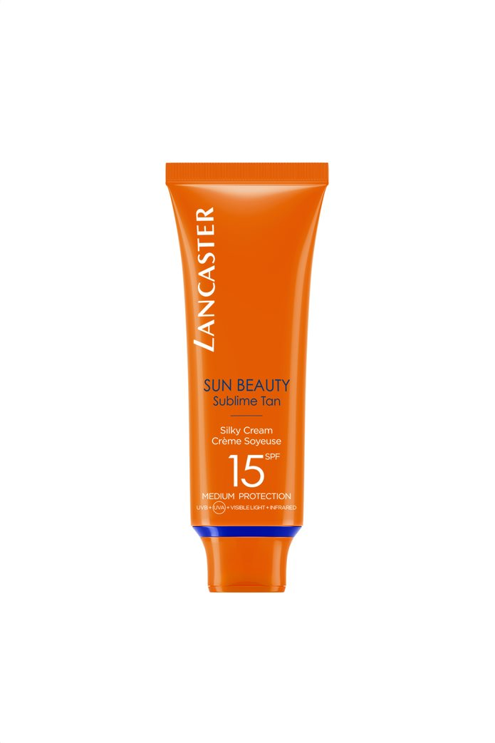 Lancaster Sun Beauty Silky Cream SPF15 50 ml 0