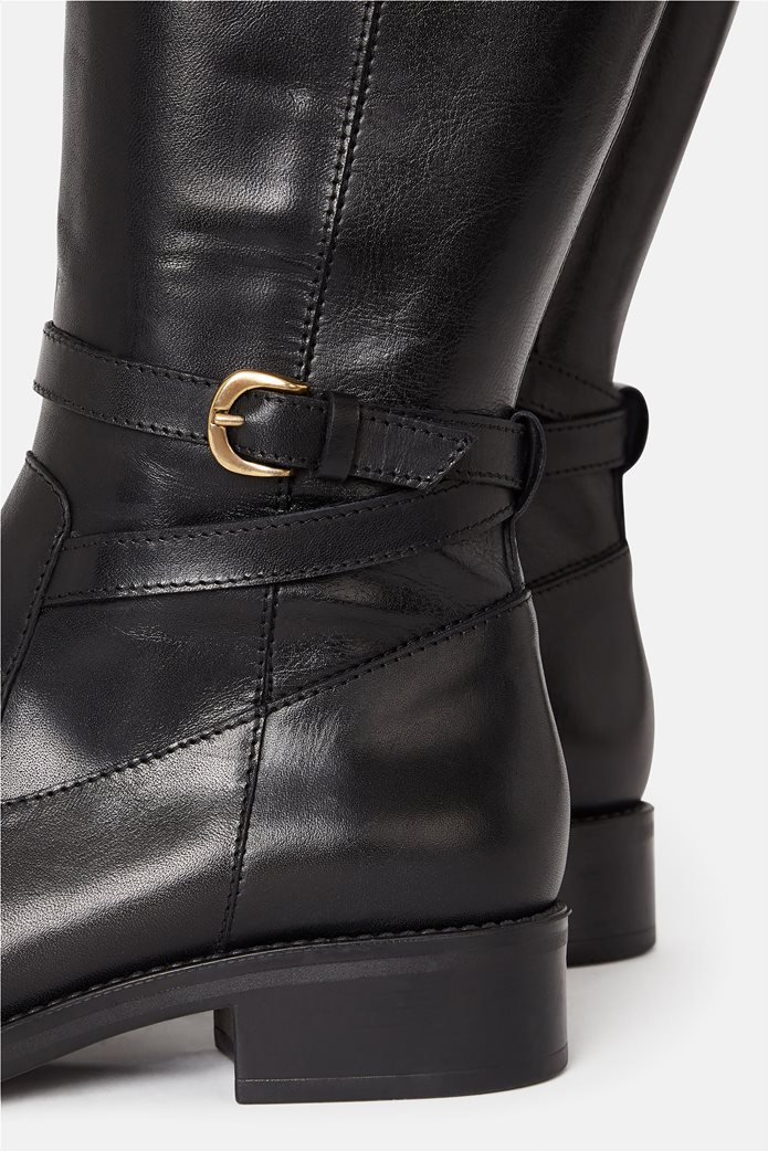 "Minelli γυναικείες δερμάτινες μπότες ""Madigane"" 3"