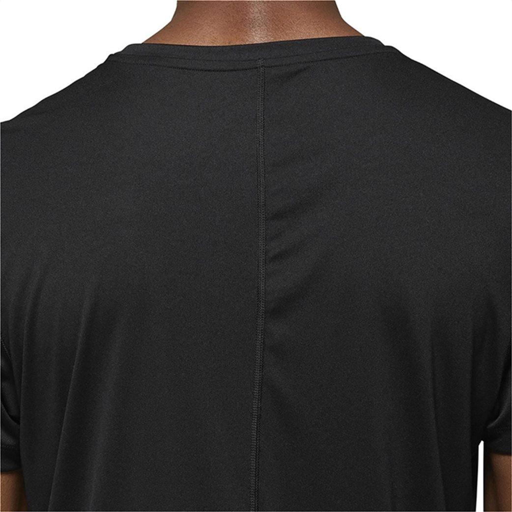 "Asics ανδρικό T-shirt με logo print ""Silver Asics"" 2"