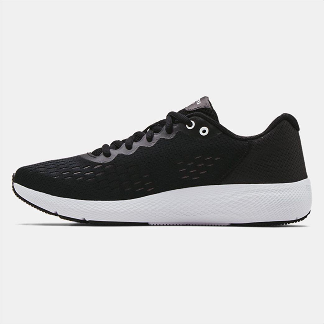 "Under Armour γυναικεία αθλητικά παπούτσια running ""UA Charged Pursuit 2"" Μαύρο 1"